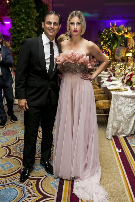 Alejandro Uriarte y Angélica Medina.  (Foto: Xavier García)