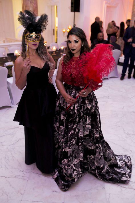 Karla Ortiz y Viviana Mercado. Foto Xavier García