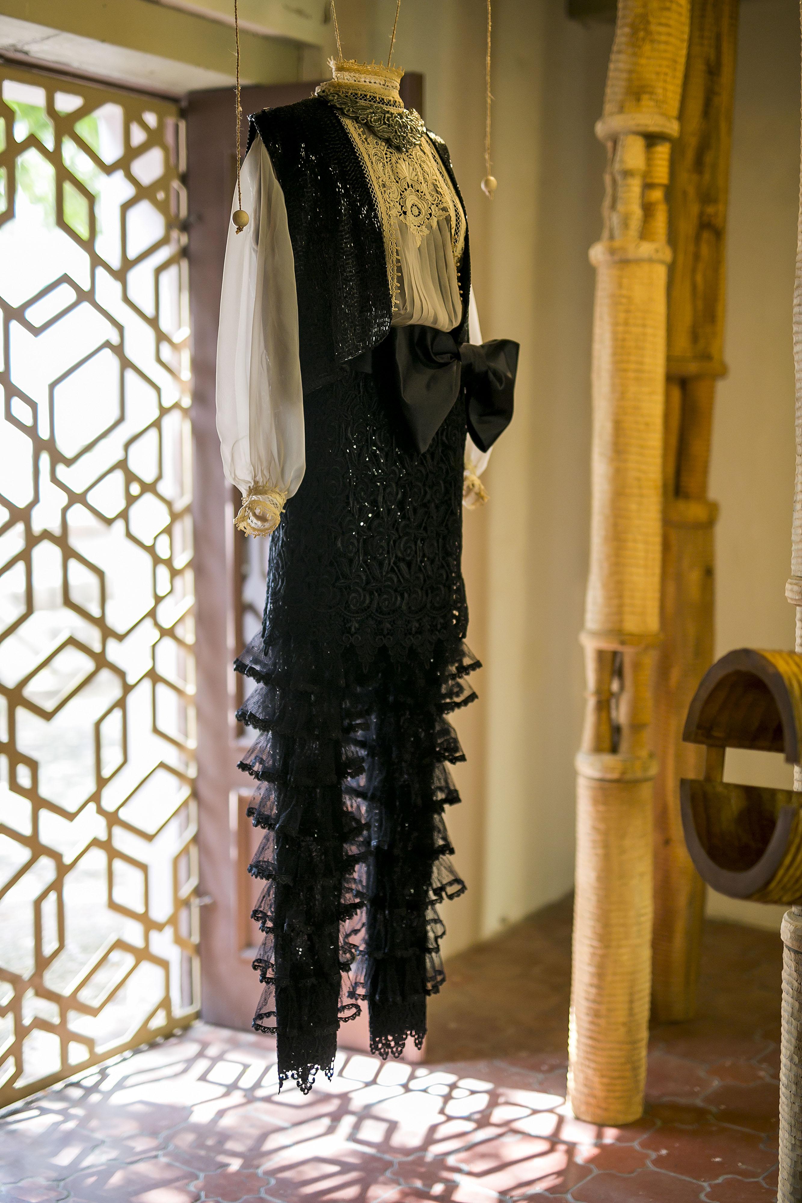 Cappalli logró combinar algunas de sus piezas con creaciones de su madre. (Foto: Xavier García)