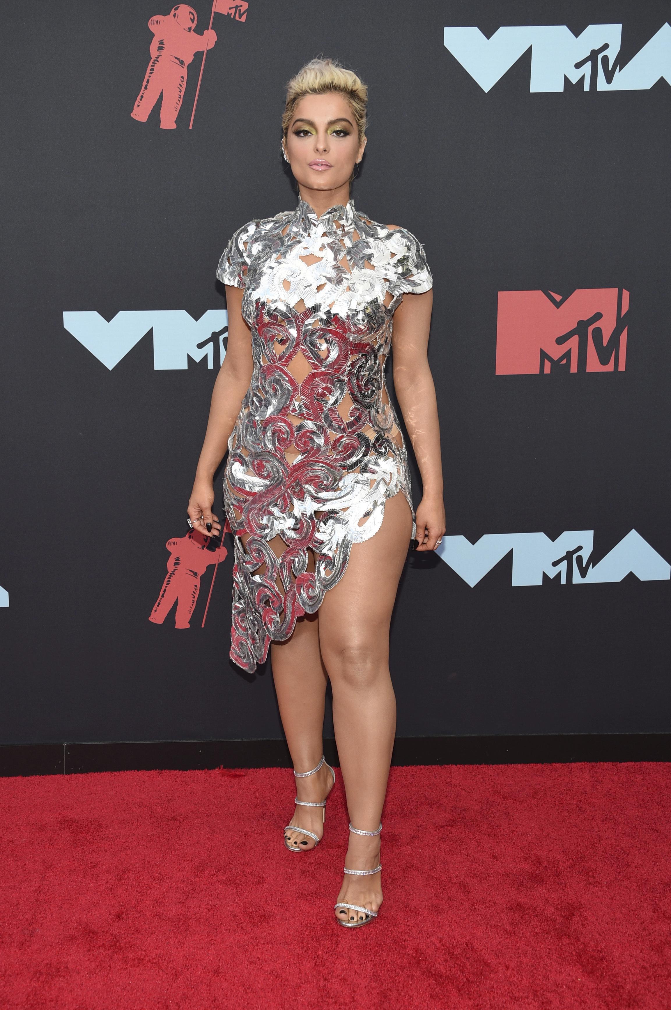 La cantante Bebe Rexha (AP)
