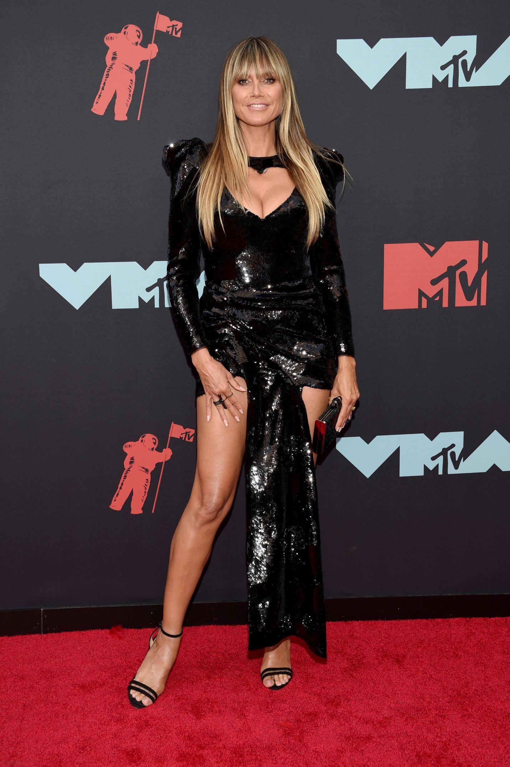 La supermodelo Heidi Klum (AP)