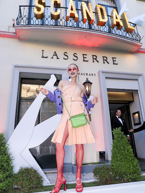 Los asistentes lucieron atuendos con el estilo arriesgado de Jean Paul Gaultier. Fotos Paul Blind, Francois Goizé, Valentin Lecron