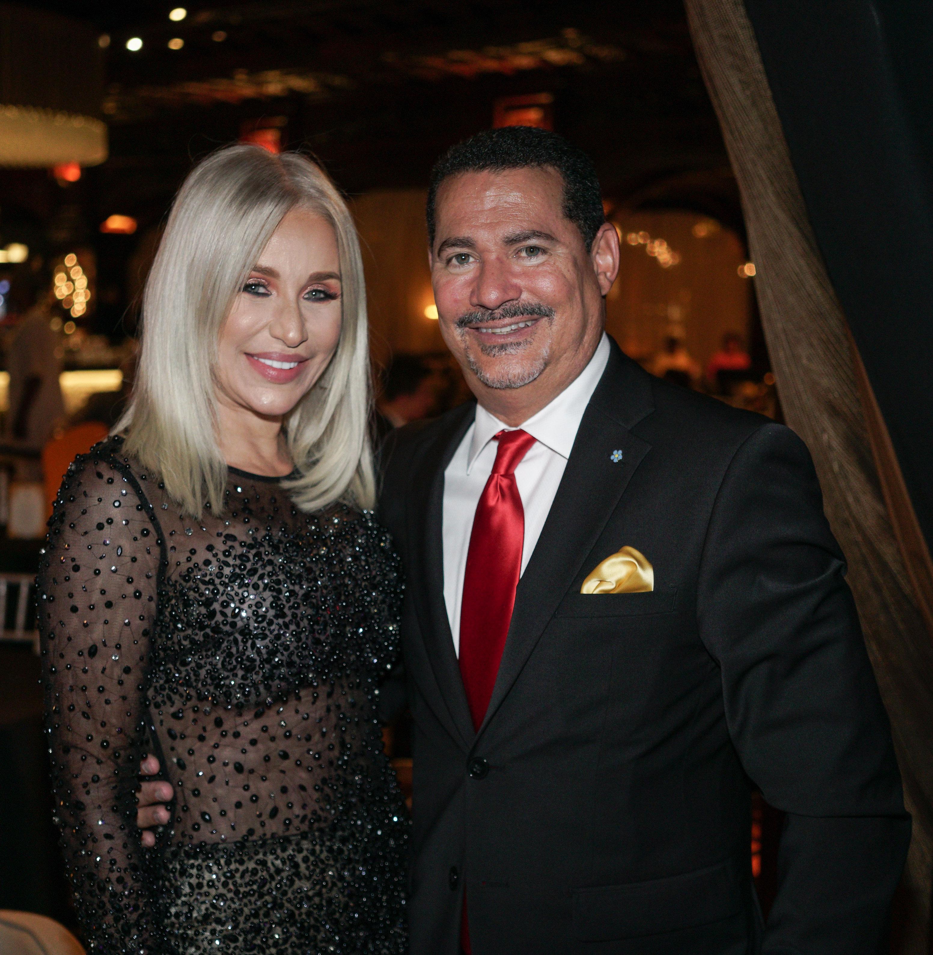 Lissette Assy y José Lozada. (Suministrada)