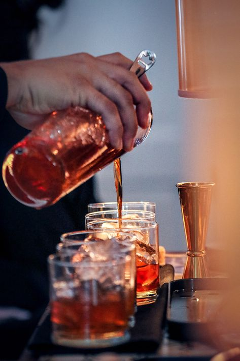 El lujoso evento le brindó a los invitados una exquisita variedad gastronómica inspirada en el Whisky Macallan.