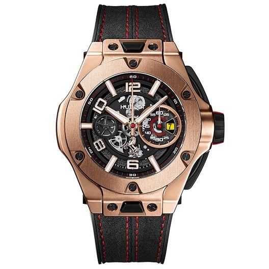 Reloj Hublot  Ferrari de Kury Alta Relojería.