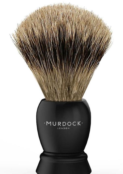 Brocha para la espuma de afeitar Murdock London de Nordstrom. (Foto: Suministrada)