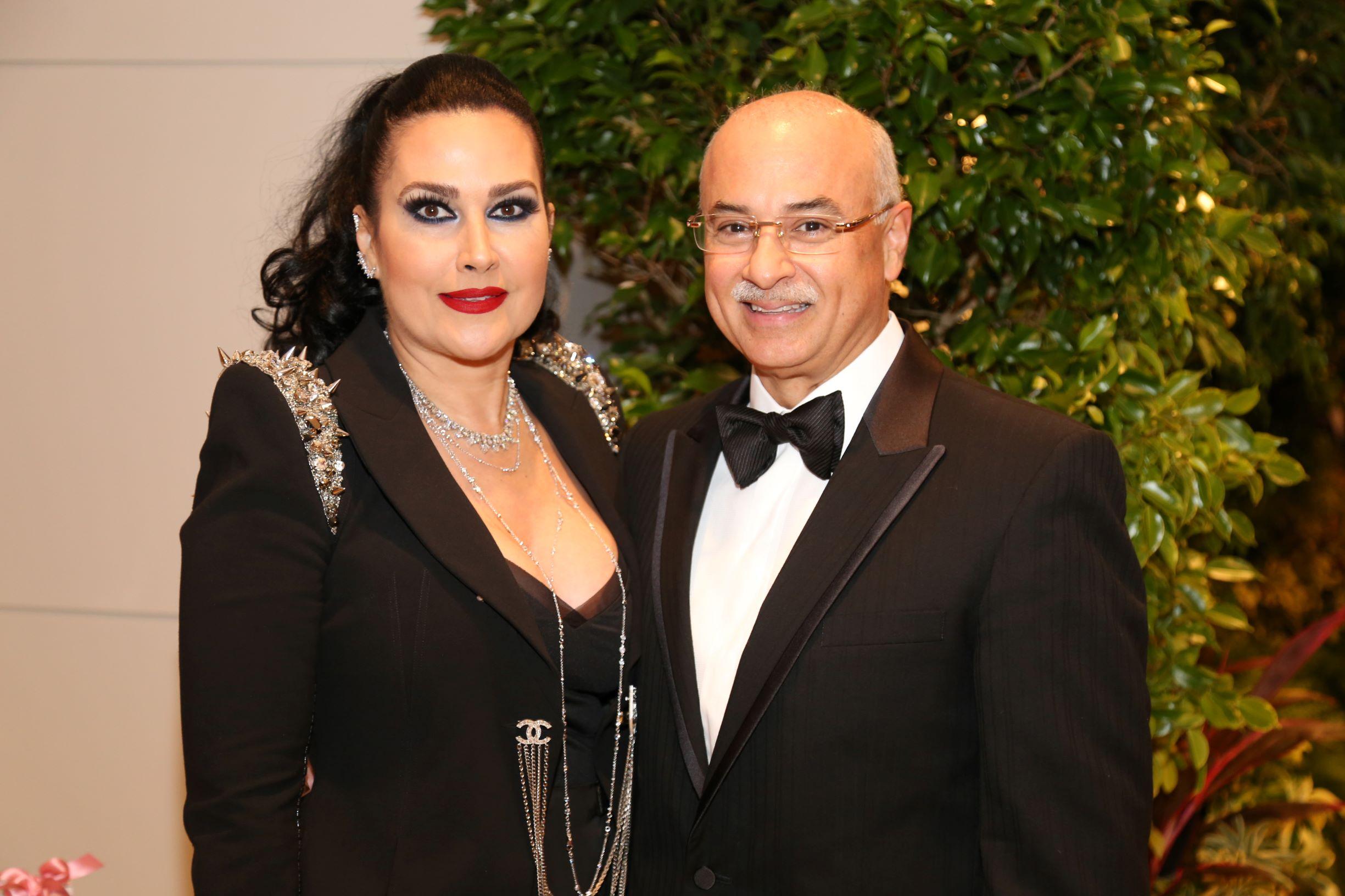 Lourdes Sepúlveda y Víctor Rodríguez (Nichole Saldarriaga)