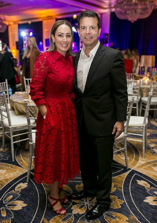 Olga y Felipe Arias. (Foto: Xavier García)