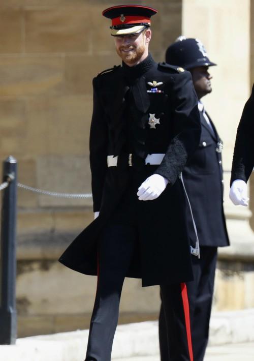 De matrimonio. El príncipe Harry se casó con la actriz Meghan Markle el 19 de mayo de 2018 en la capilla de San Jorge de Windsor. (Foto: AP)