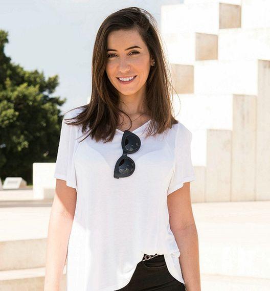 La diseñadora israelí Danit Peleg.