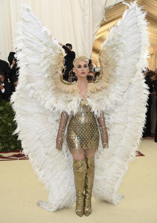 La cantante Katy Perry (AP)