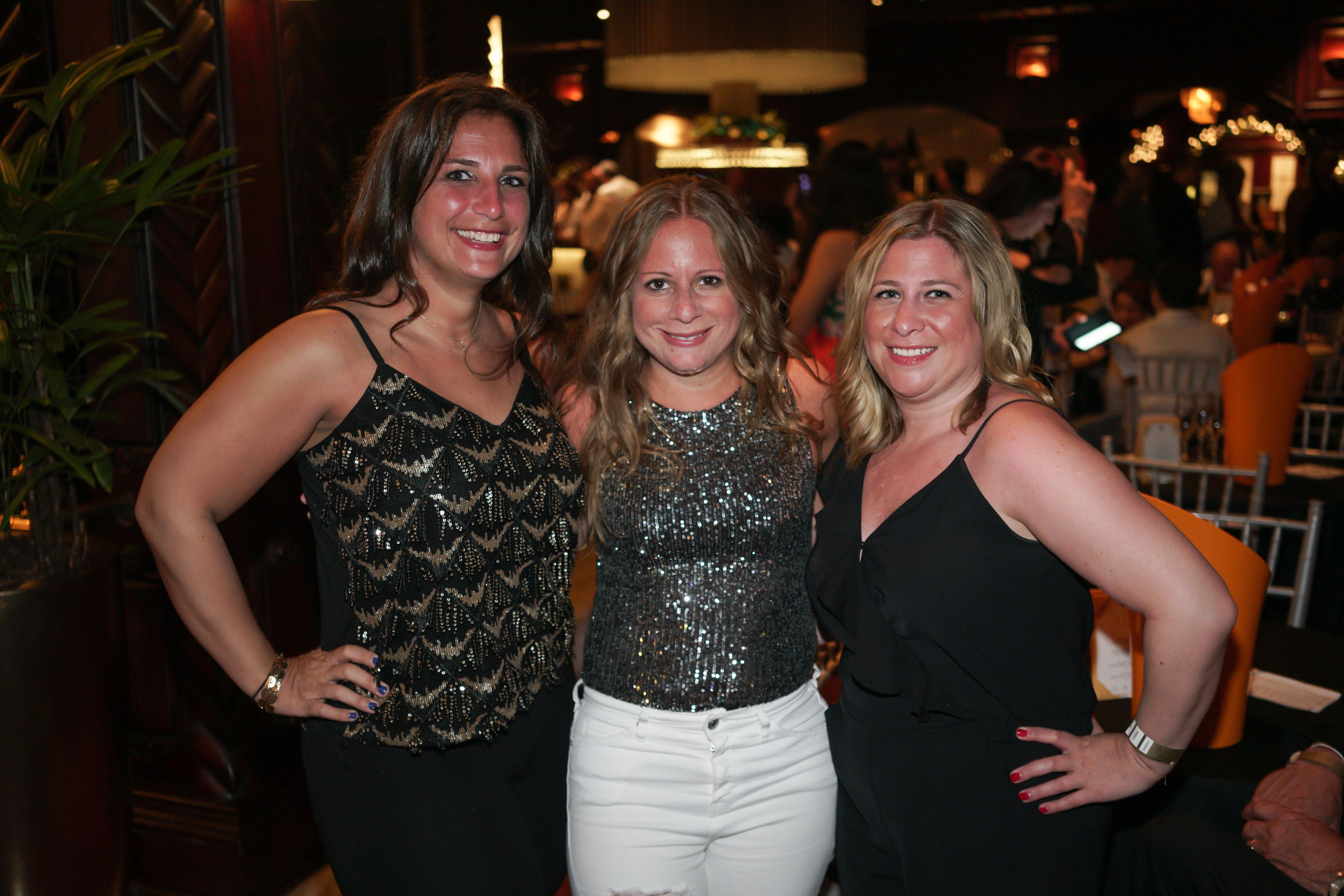 Amanda Levine, Cynthia Wachter y Lauren Schlussel. (Suministrada)