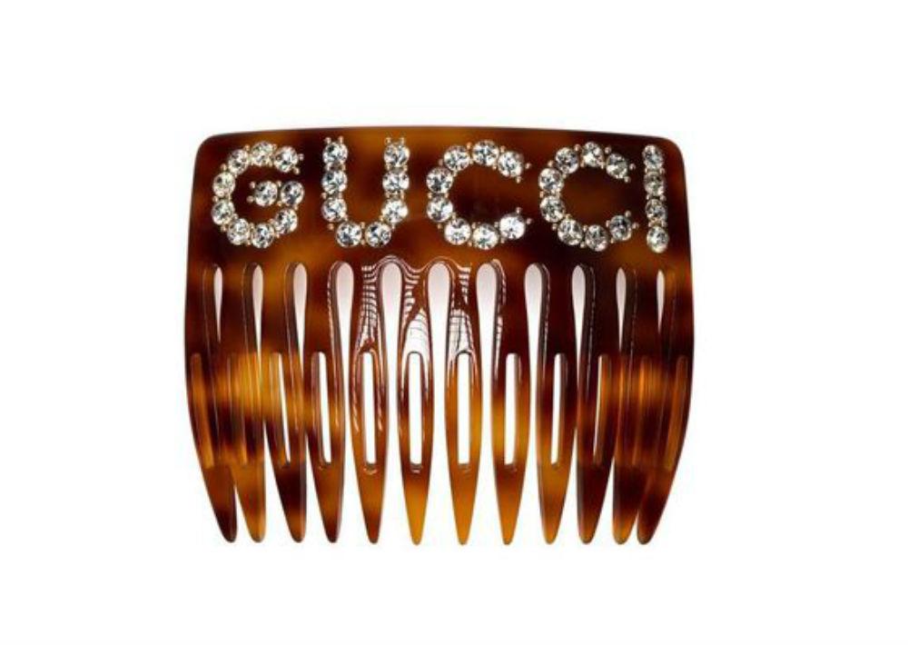 Peineta de Gucci. (Foto: WGSN)