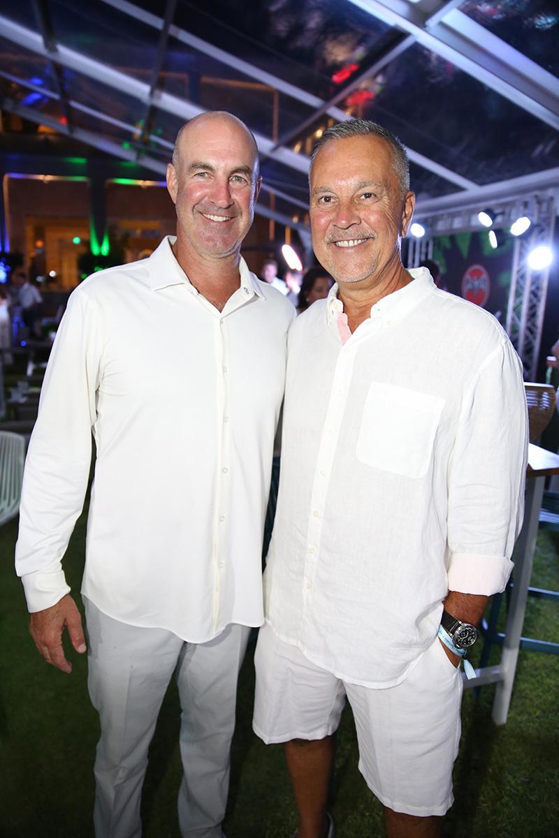 Tom Miles y Mark Ritchie. (José R. Pérez Centeno)