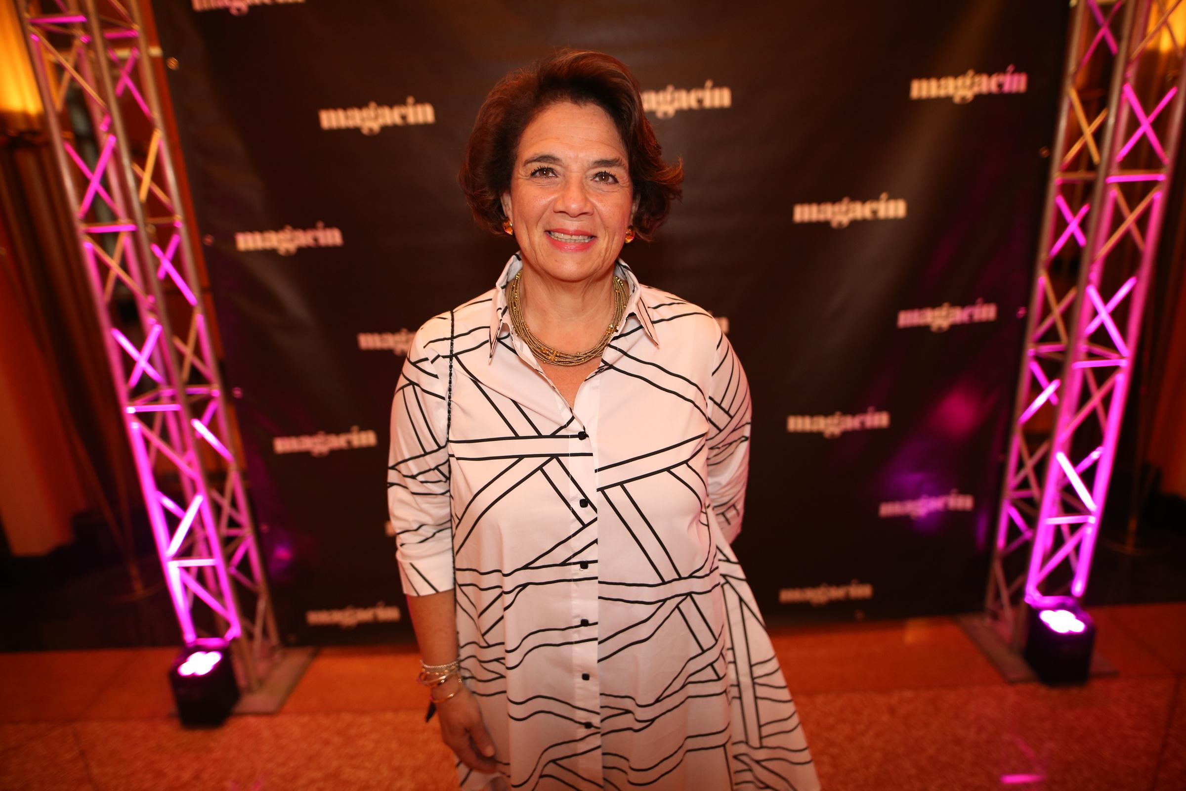 Marina Puello, vicepresidenta senior de Zenith Optimedia  (david.villafane@gfrmedia.com)