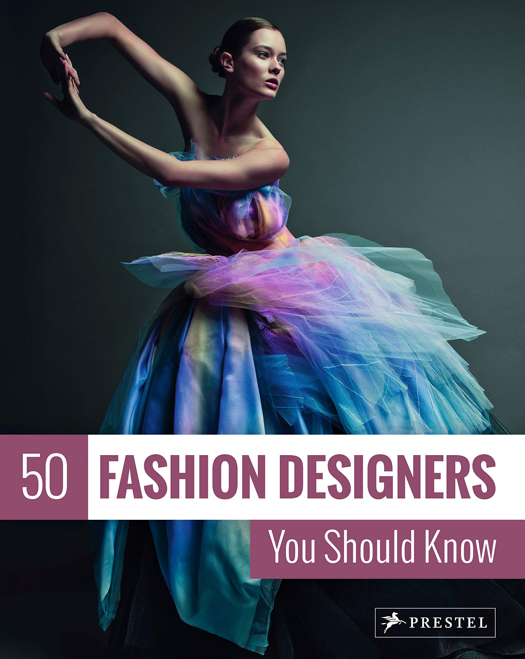 """50 Fashion Designers You Should Know (50 You Should Know)"" reune a medio centenar de diseñadores muy populares en la industria del diseño y presenta lo mejor de su trabajo. (Suministrada)"