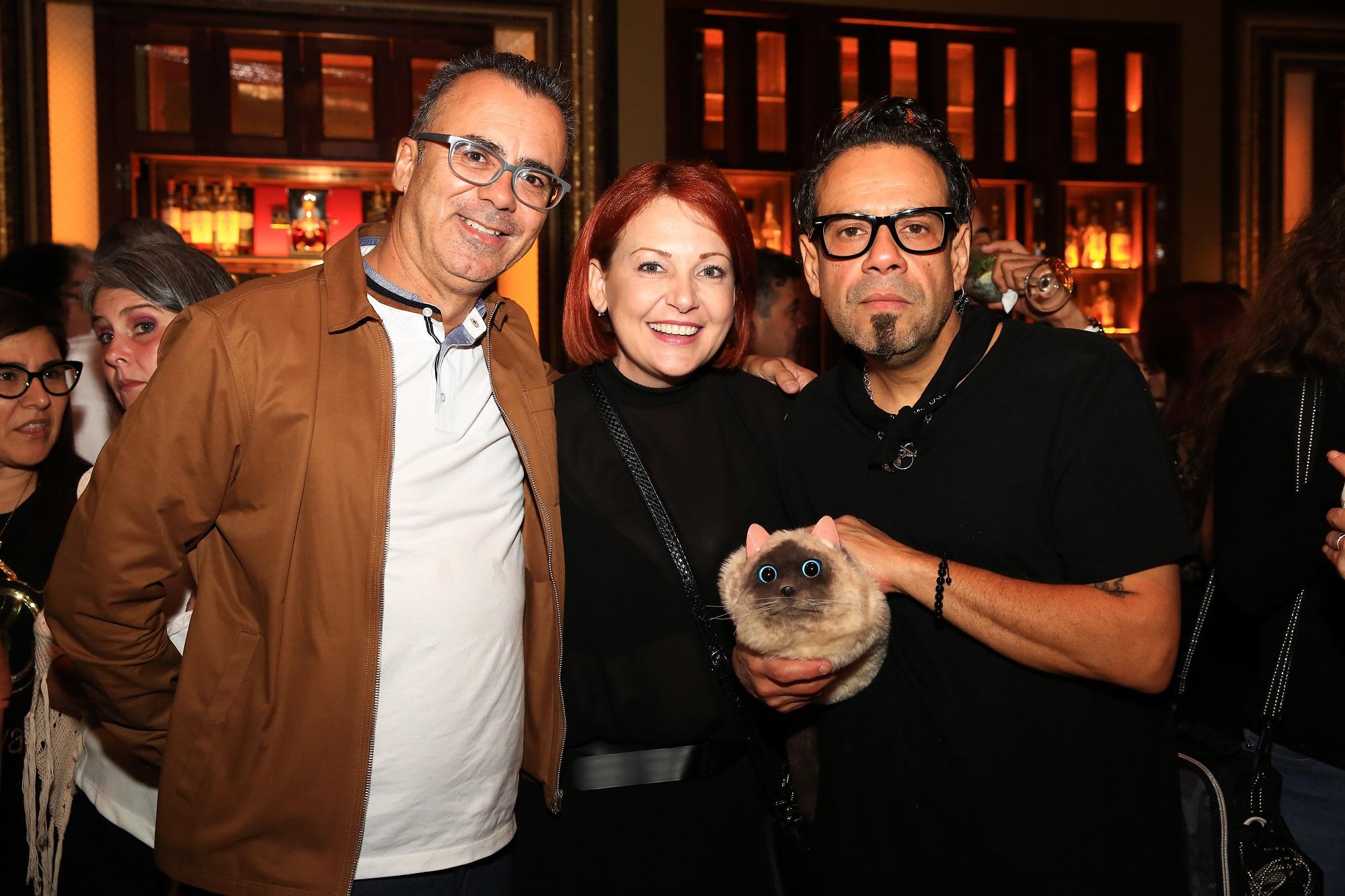 Tommy Rivera, Lorelli Navarro y Rai Torres. (Suministrada)