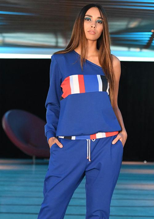 """Predominaron piezas como pantalones """"joggers"""" y faldas """"midi"""". (luis.alcala@gfrmedia.com)"""