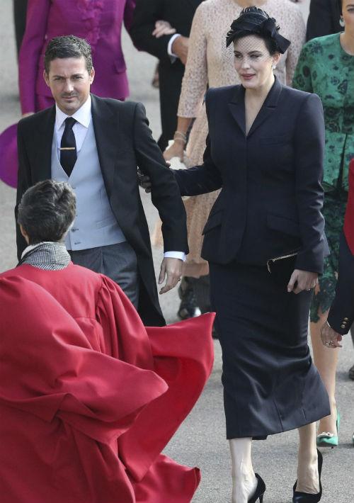 La actriz Liv Tyler. (AP)