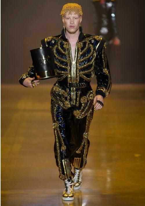 El modelo Shaun Ross (WGSN).