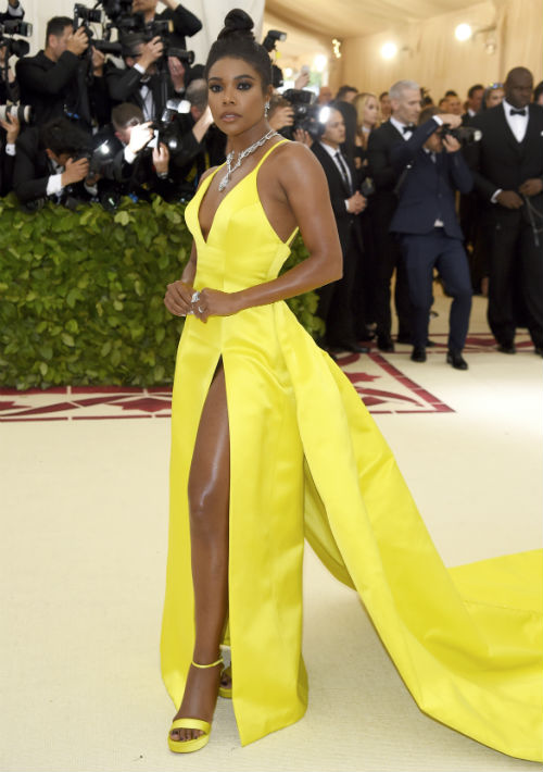 La actriz Gabrielle Union (AP)