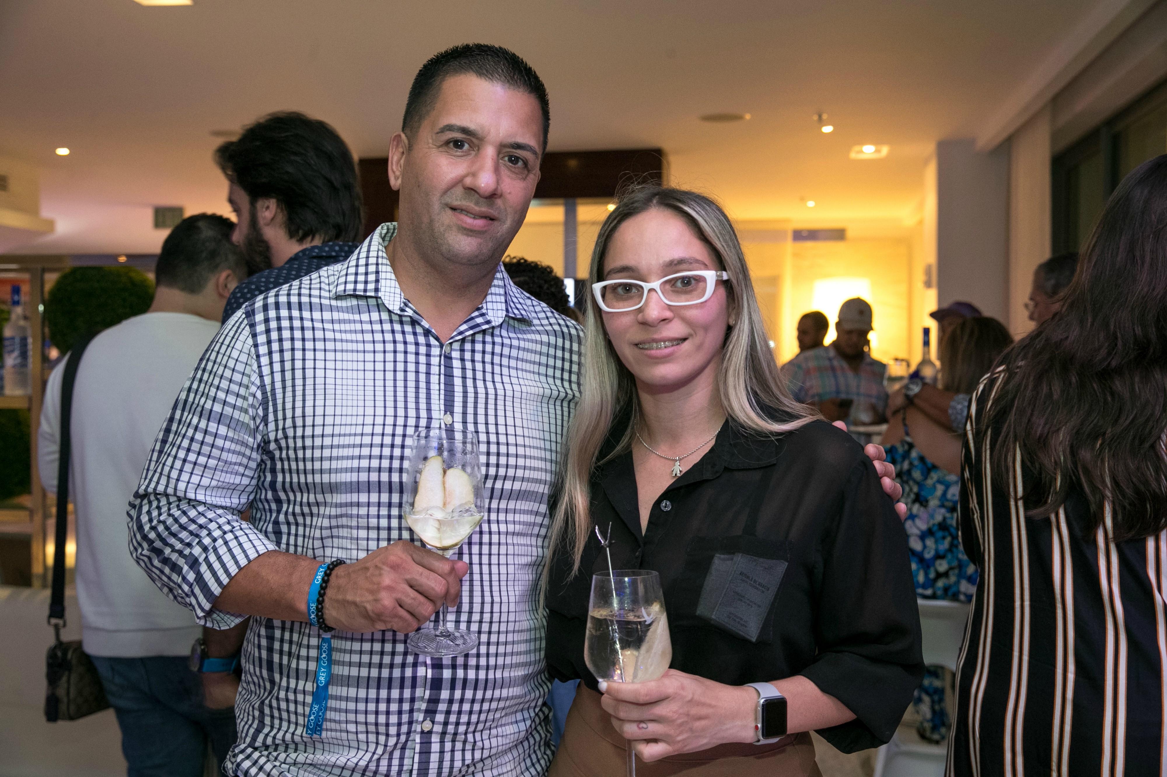 Abel Pérez y Keyshla De Gracia. (Suministrada)
