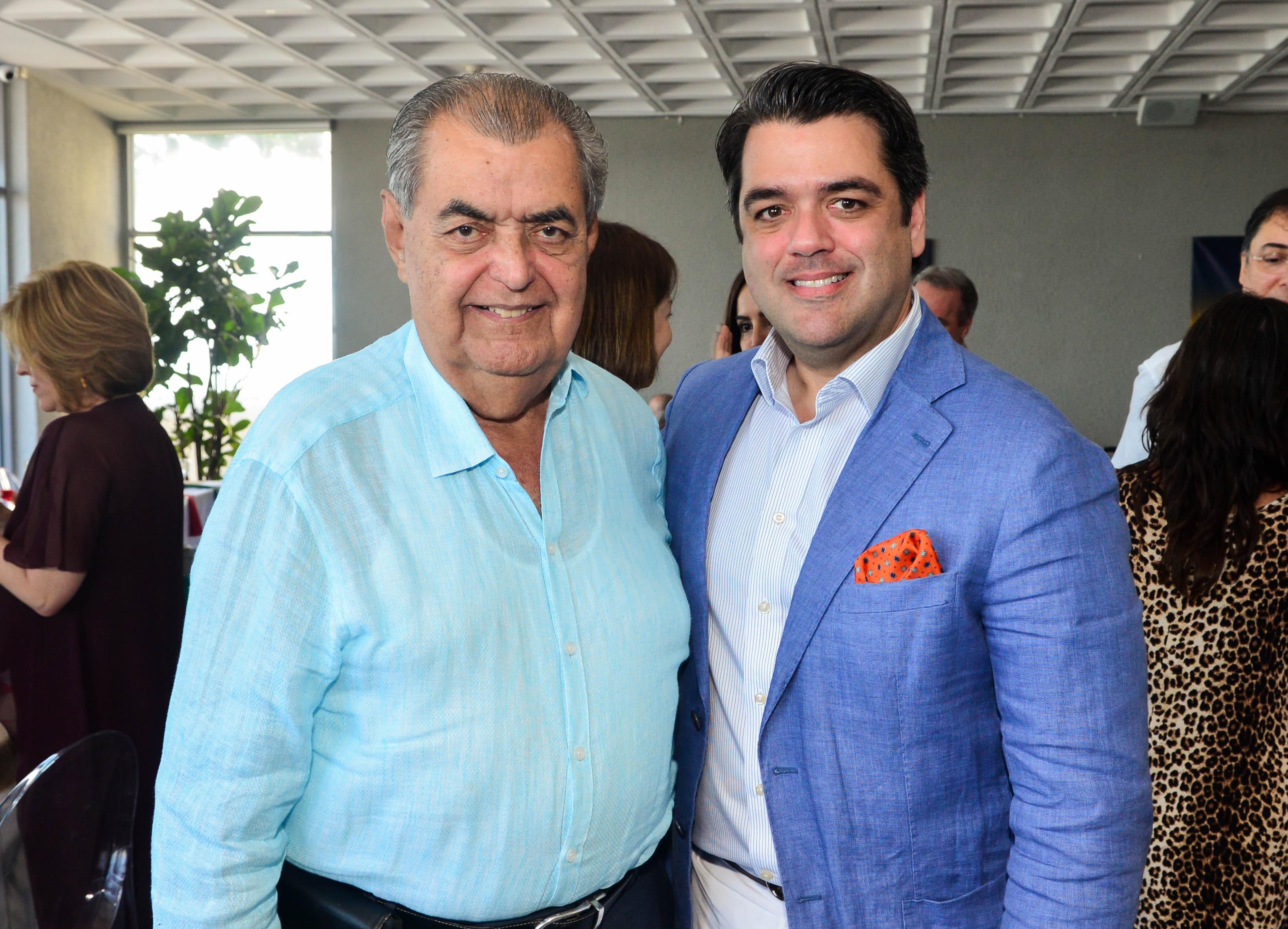 José y Juan José Forastieri. Foto por: Enid M. Salgado Mercado.