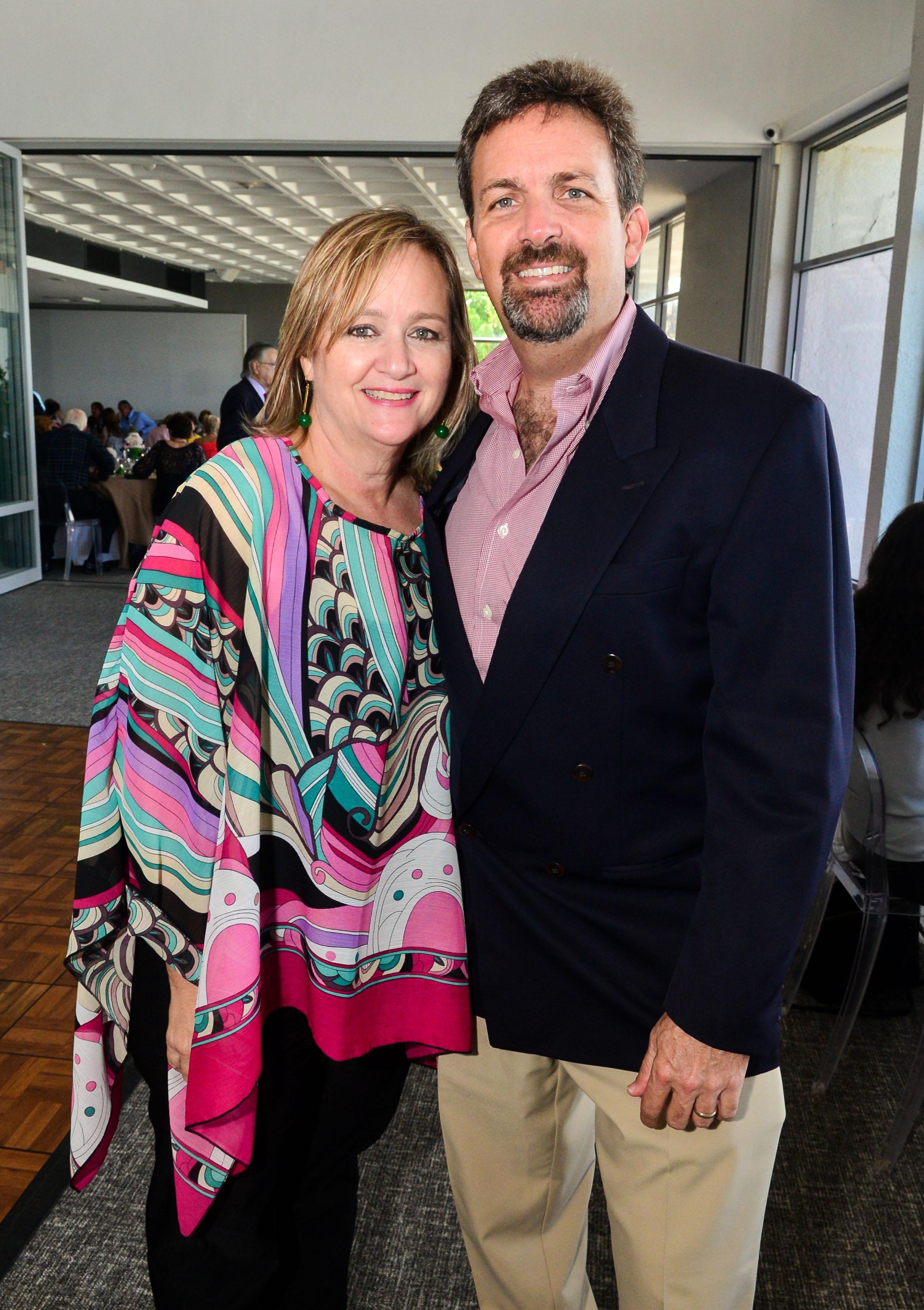 Lourdes y Javier Calderón. Foto: Enid M. Salgado Mercado.