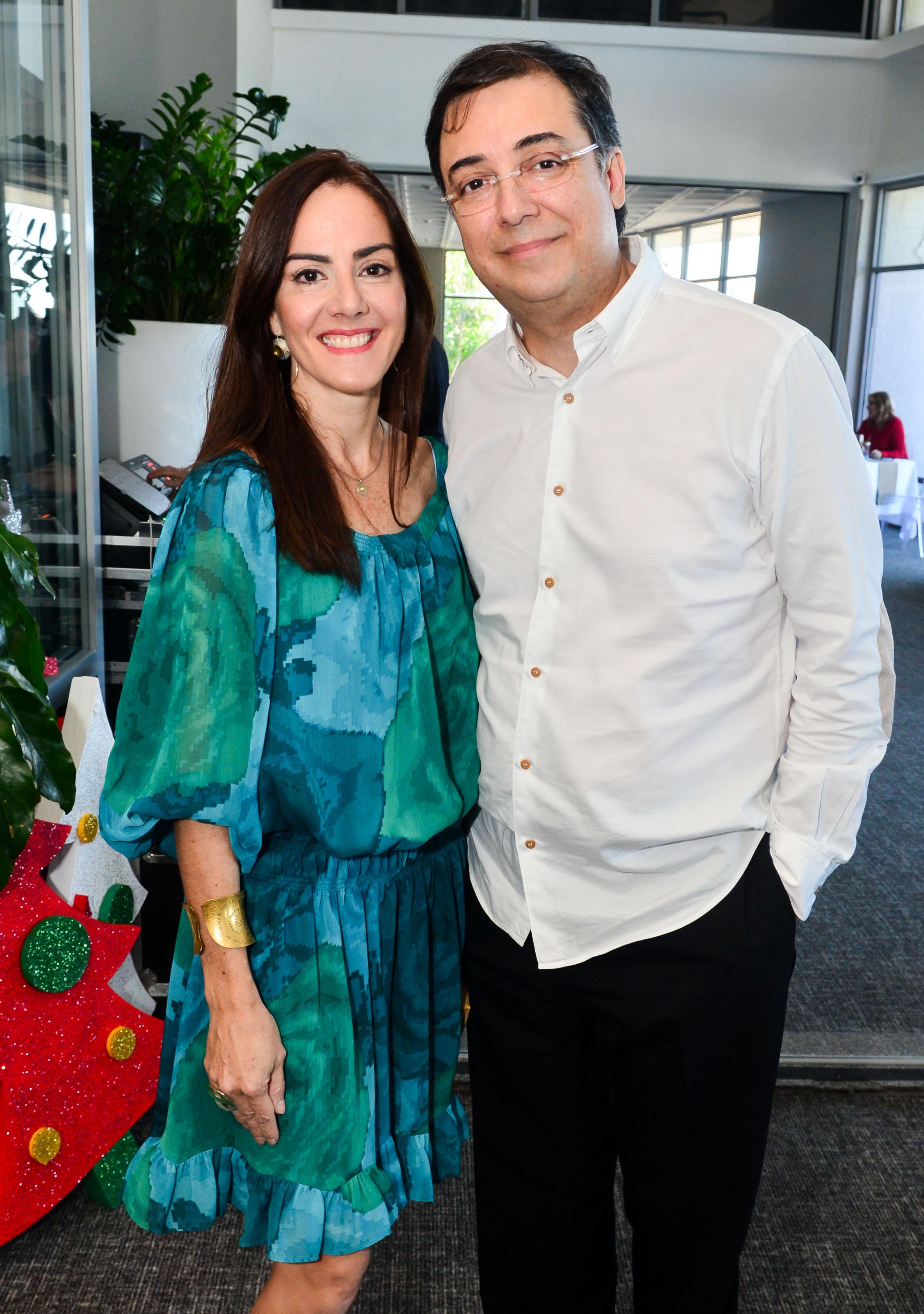 María Blondet y José Manuel Carrión. Foto Enid M. Salgado Mercado.