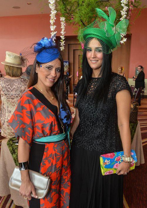 Catherine González y María del Mar Rolán. Foto Enid M. Salgado Mercado.