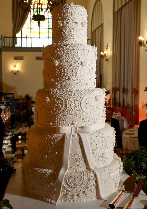 Bizcocho: C + M Cake Designers (Suministrada)