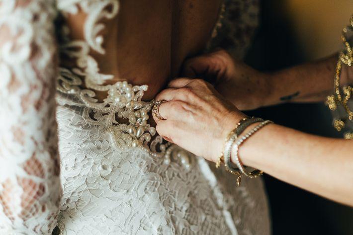 Vestido de la novia- Bertha, D' Royal Bride.