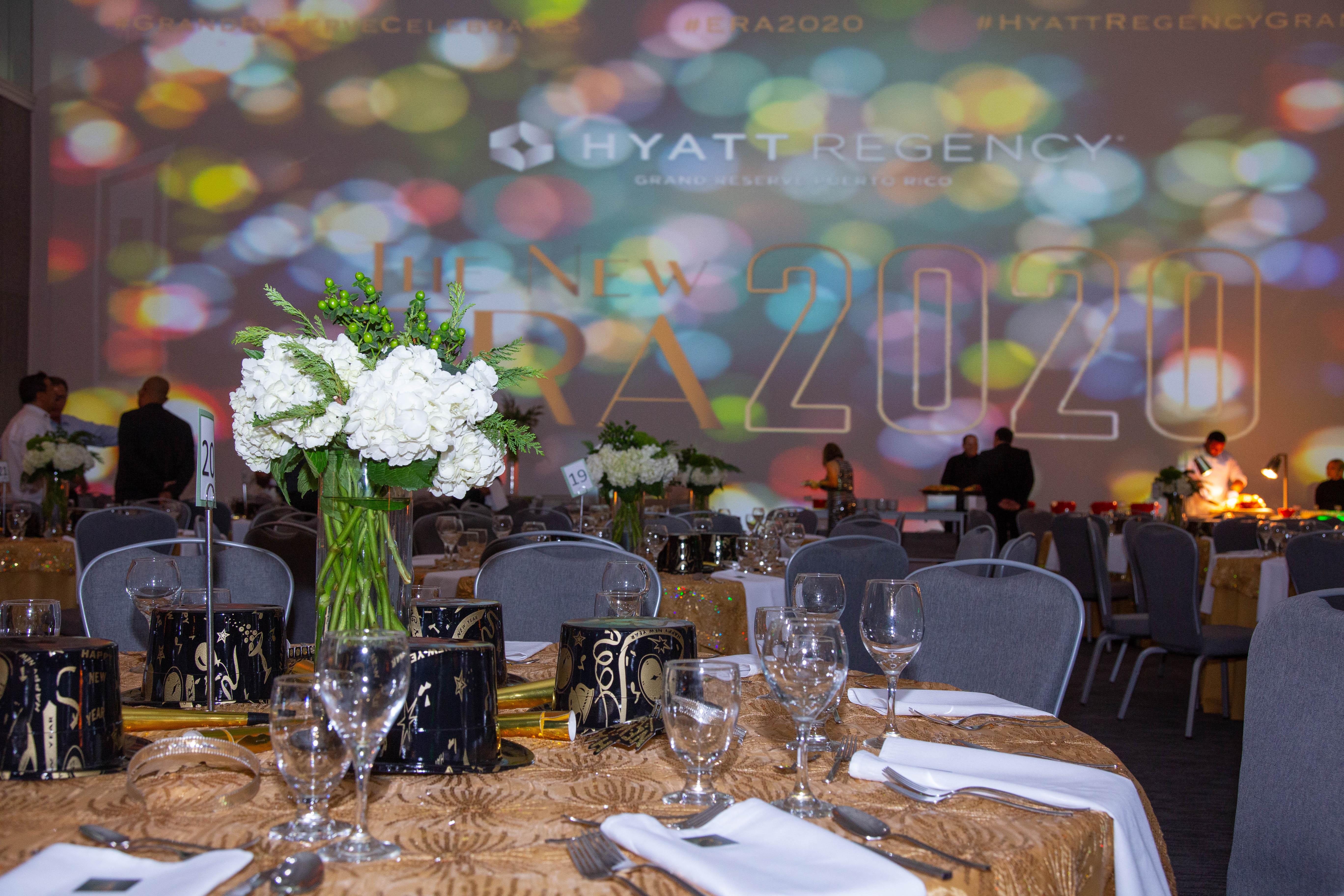 El chef ejecutivo, Efraín Cruz presentó una exquisita cena a la carta que fue la delicia de todos los asistentes. (Suministrada)