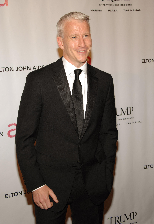 El periodista Anderson Cooper. (Archivo)
