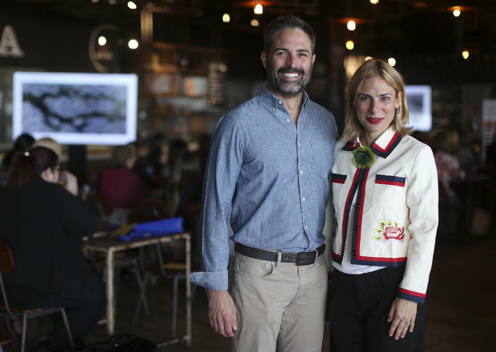 Carlos Cobián y Lucienne Gigante son los creadores de Animus, una plataforma de desarrollo económico para las mujeres. (Foto: Teresa Canino)