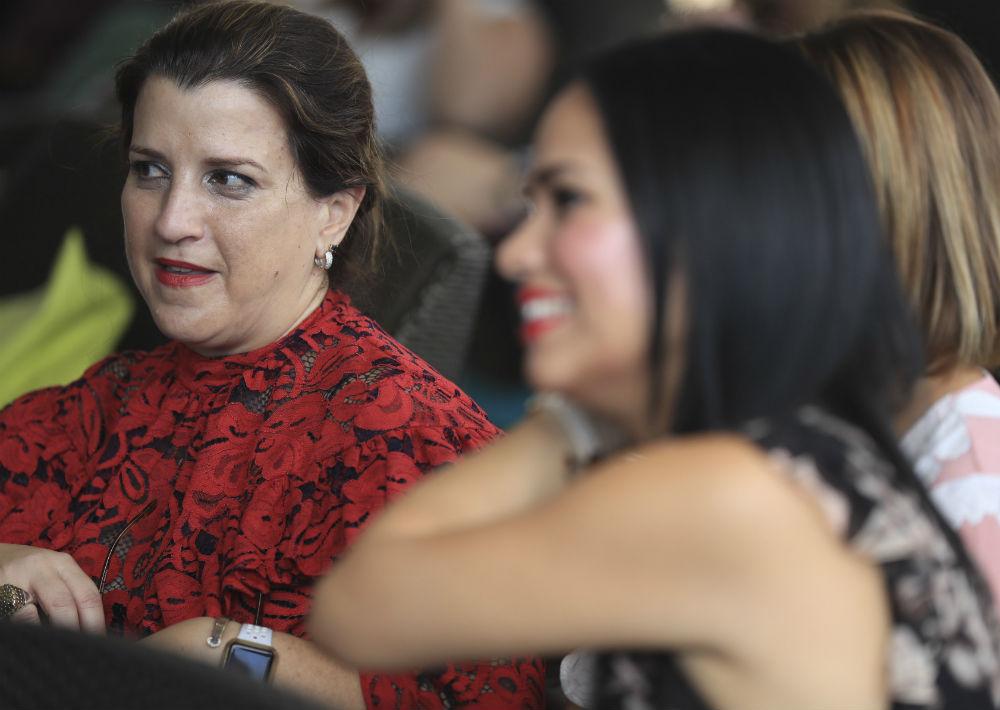 Las mujeres participaron de diversas dinámicas en ambos talleres. (Foto: Teresa Canino)