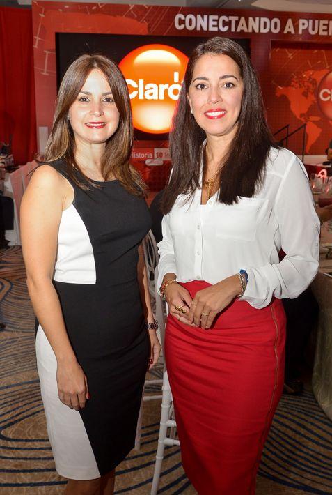 Laura Peña y Karen Santana