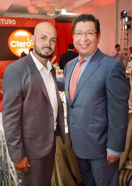 Albert Rubio y Rafael Domínguez