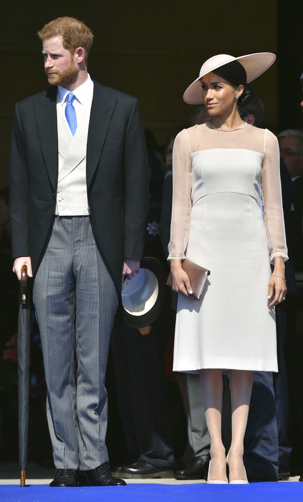 Meghan y Harry participaron de este homenaje que destacó la labor benéfica del príncipe Charles a lo largo de su vida. (Foto: AP)