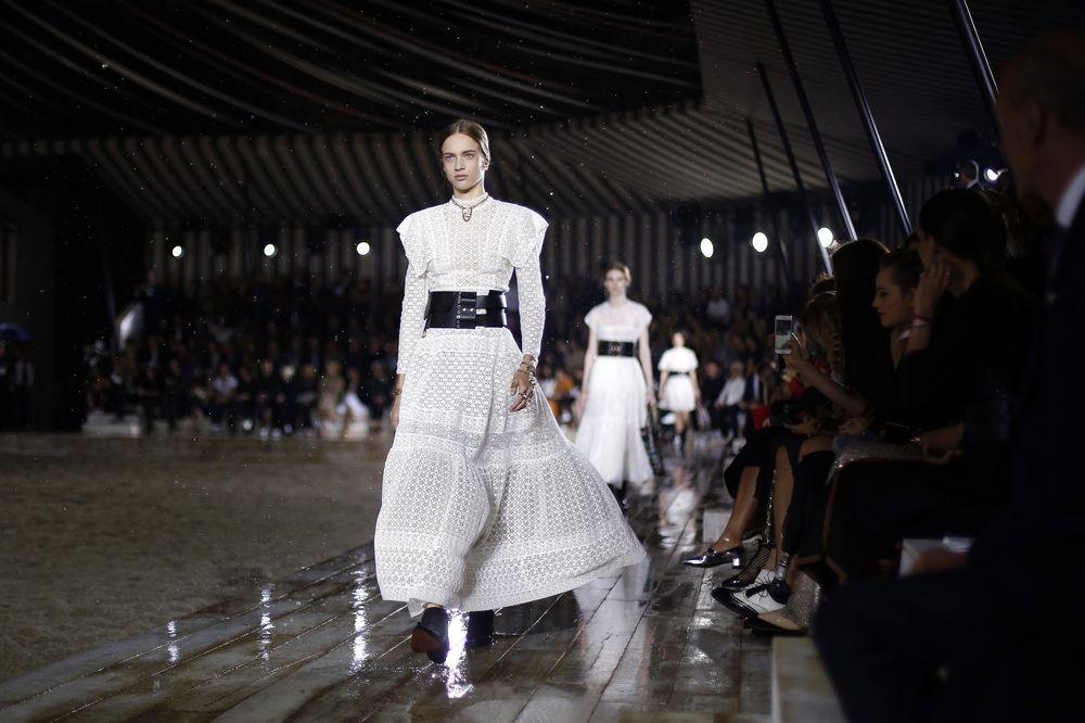 Colección Dior Cruise 2019. (Foto: AP)