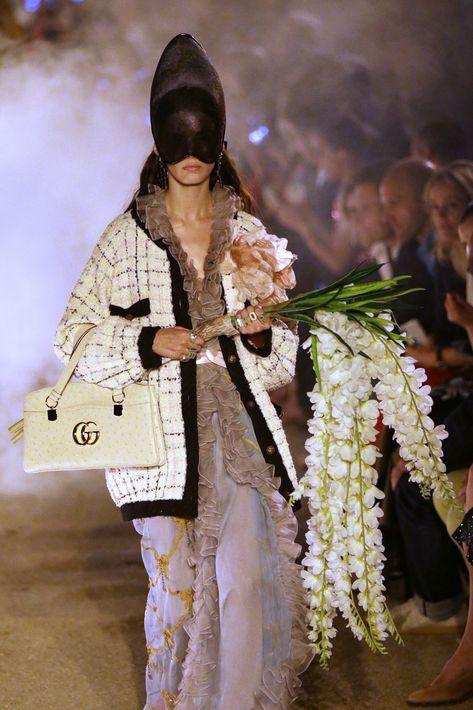 Colección Gucci Cruise 2019. (Foto: AP)