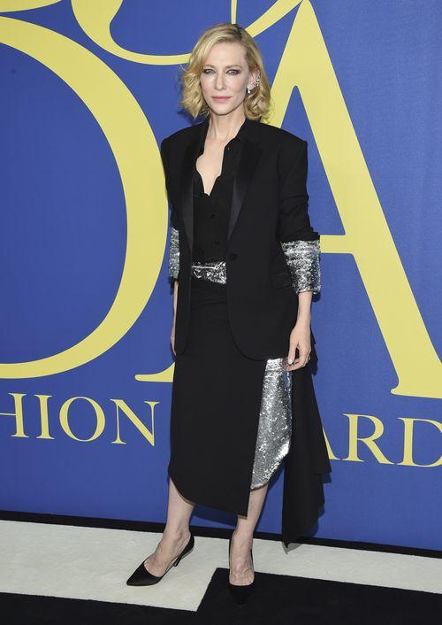 Cate Blanchett. (AP)