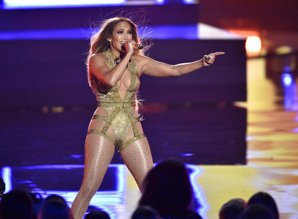La cantante de raíces boricuas deslumbró durante la ceremonia y el show que dio en los MTV VMA 2018. (Foto: 2018)