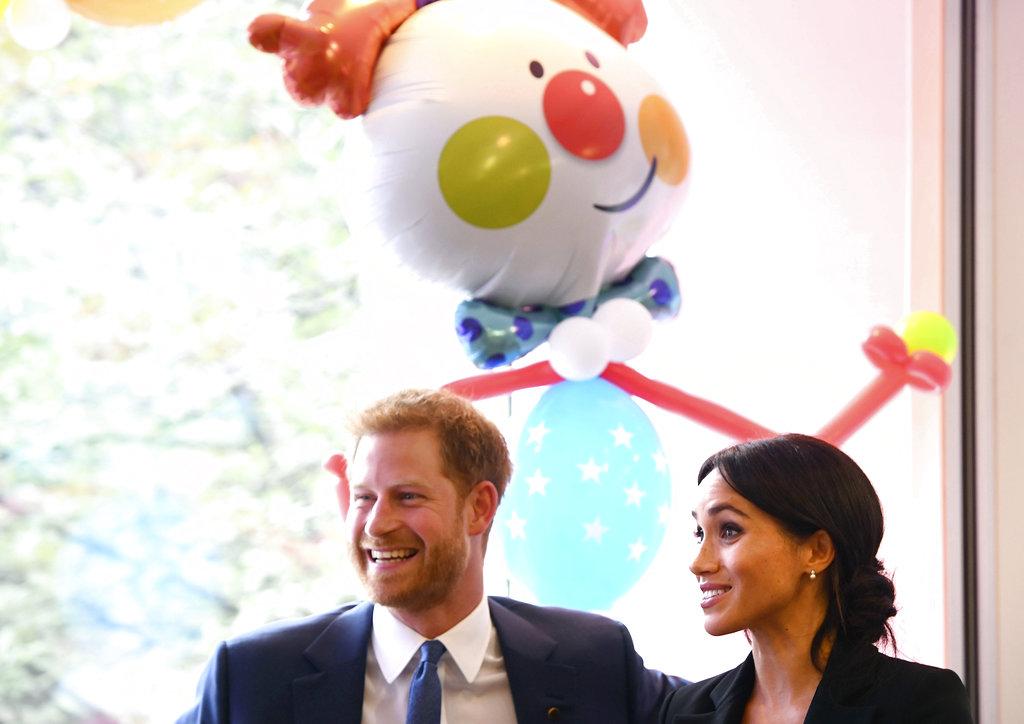 """""""Estoy muy orgulloso de ser padrino de WellChild. Esta gran obra de beneficencia mejora la vida de miles de niños en el Reino Unido"""", dijo Harry sobre la ong. (Foto: AP)"""