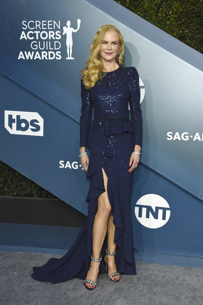 Nicole Kidman. (AP)