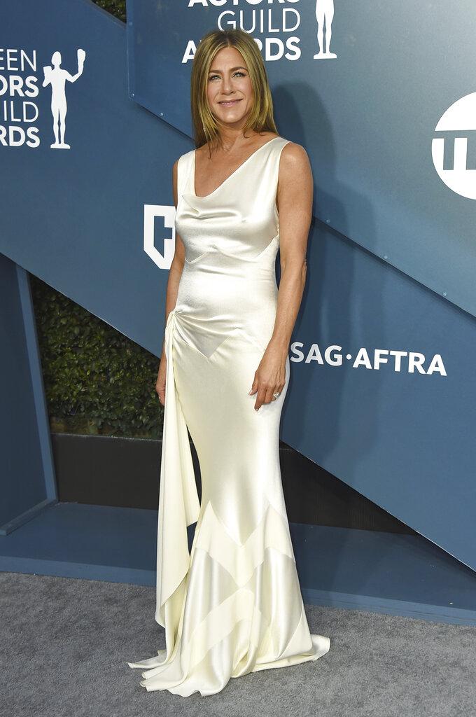 Jennifer Aniston. (AP)