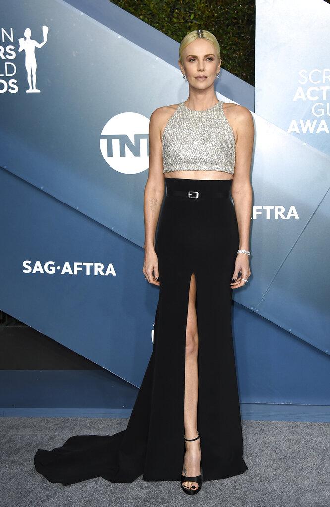 Charlize Theron. (AP)