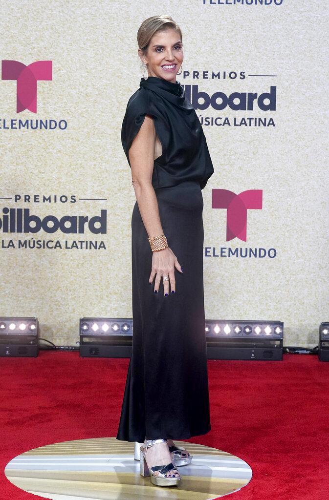 Leila Cobo. (AP)