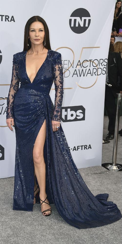 Catherine Zeta-Jones. (AP)