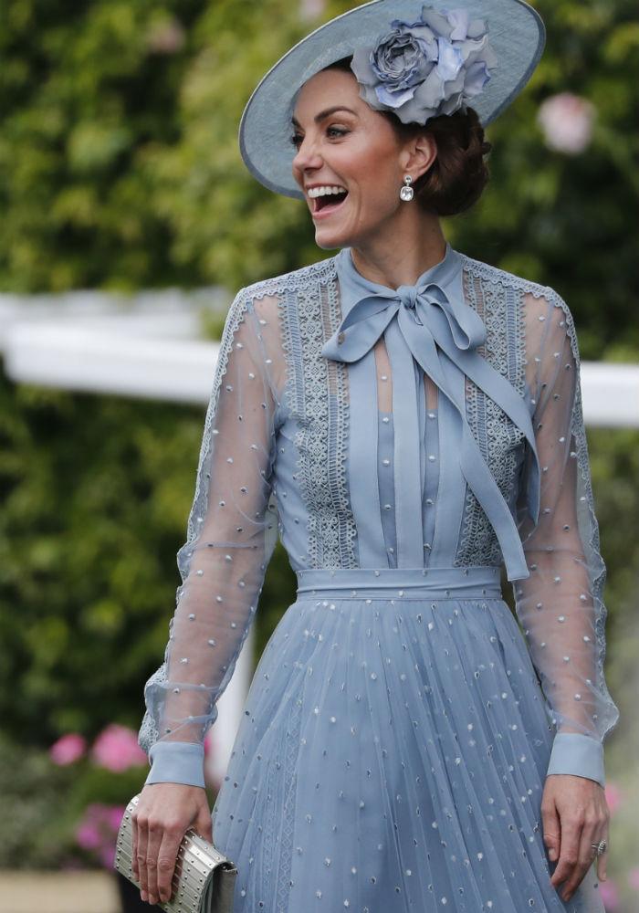 La duquesa de Cambridge Kate Middleton. (AP)